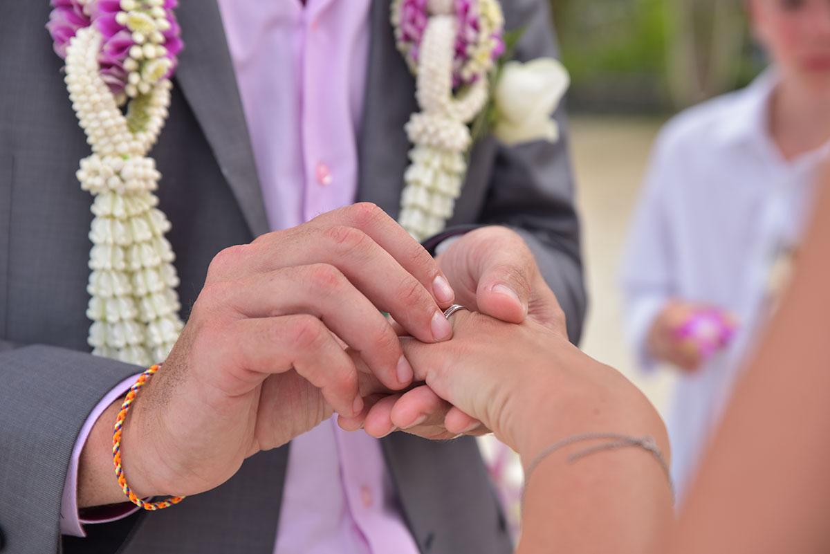 Organization-marriage-wedding-Brides-bride-ceremony-Thailand-beach ...